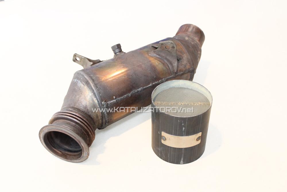 Установка универсального катализатора на BMW X6 35i E71 - Катализаторов.НЕТ