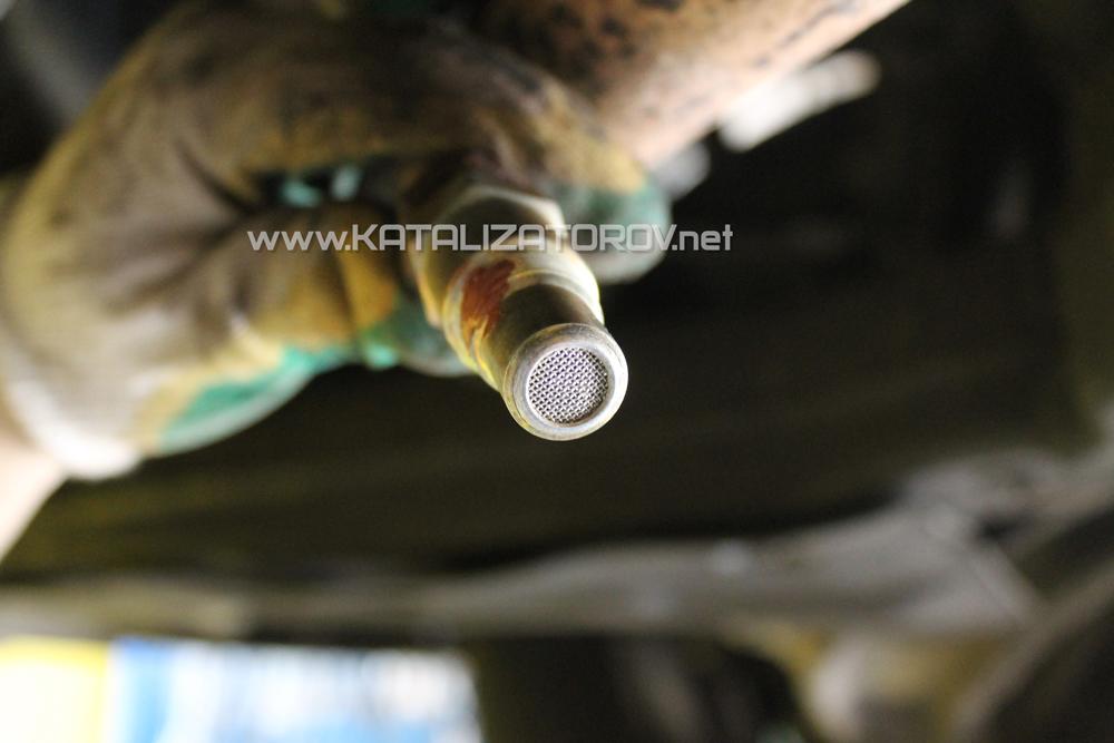 Установка пламягасителя вместо катализатора на Chevrolet Cruze 1,6 - Катализаторов.НЕТ