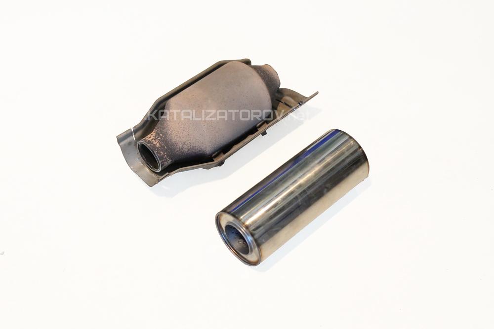 Ремонт катализаторов на Nissan X-Treal 2.0i - Катализаторов.НЕТ