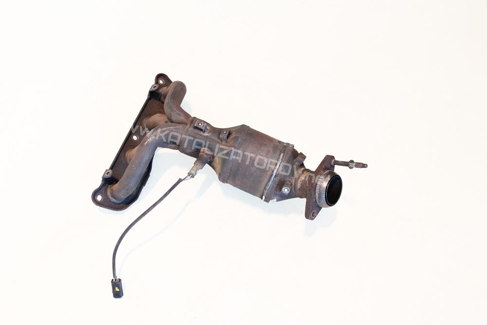 Ремонт катализаторов на Nissan X-Trail 2.0i - Катализаторов.НЕТ